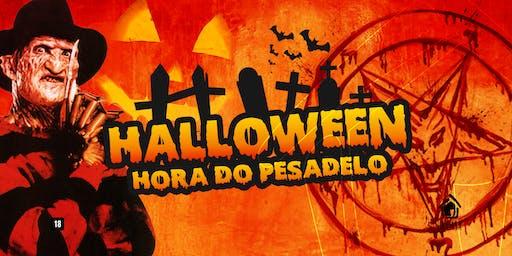 Halloween 2019 // Hora do Pesadelo