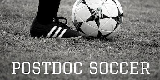 Postdoc Soccer