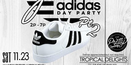 ADIDAS DAY PARTY PT. 2 tickets
