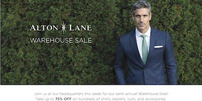 Alton Lane Fall Warehouse Sale