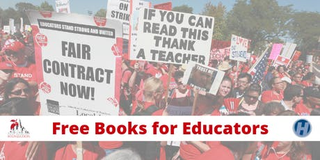 Free Books for Chicago Teachers and Activists! tickets