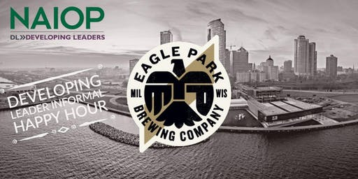 NAIOP DL Only Happy Hour at Eagle Park Brewing Company