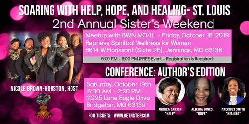 SOARING with HELP, HOPE AND HEALING - St. Louis Conference