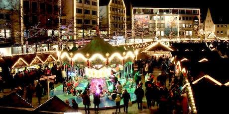 Single-Wanderung Durlacher Panoramatour - Mittelalterlicher Weihnachtsmarkt (35-55) Tickets