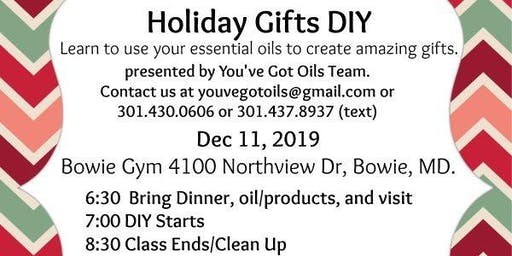 Holiday Gifts DIY