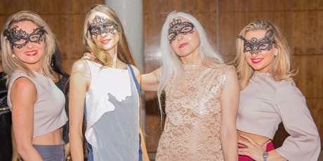 Bal Masque Fashion Party for Halloween tickets