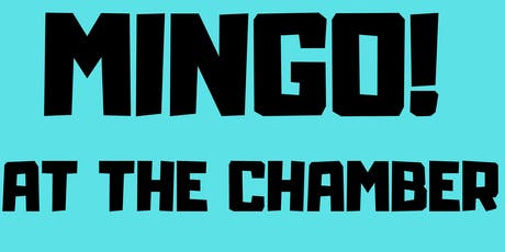 MINGO! at THE CHAMBER by WOODEN ROBOT - NoDA tickets