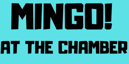 MINGO! at THE CHAMBER by WOODEN ROBOT - NoDA