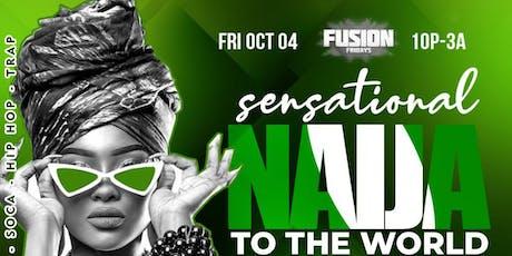 SENSATIONAL NAIJA (To The World) tickets