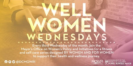Well Women Wednesdays tickets
