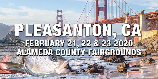 Fly Fishing Show Pleasanton 2020 - Online Ticket Sales