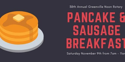38th Annual Pancake and Sausage Breakfast