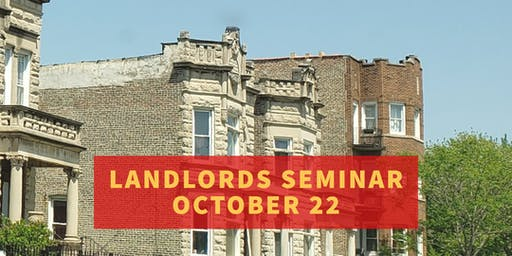 Landlords Seminar