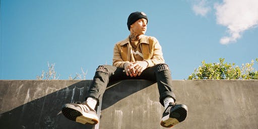 An Evening with Blackbear at Cafe du Nord