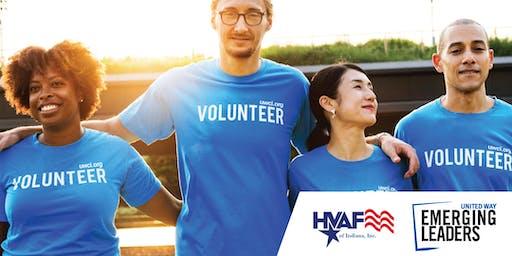 Emerging Leaders Volunteer Event