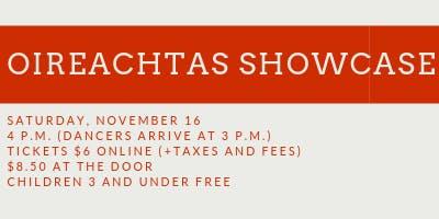 Oireachtas Showcase
