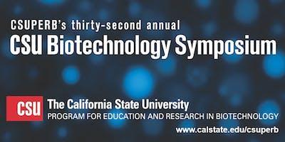 32nd Annual CSU Biotechnology Symposium