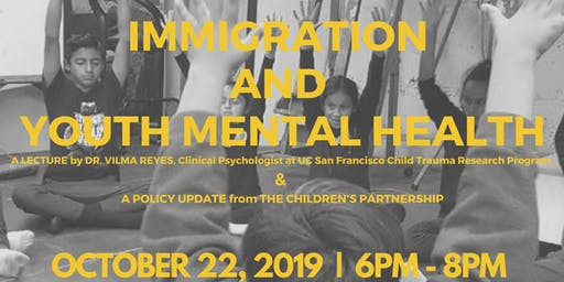 Immigration and Youth Mental Health