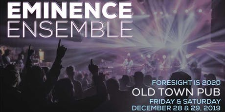 Eminence Ensemble Two Nights at OTP tickets