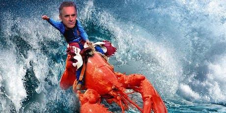 Jordan Peterson Lobster Meetup tickets