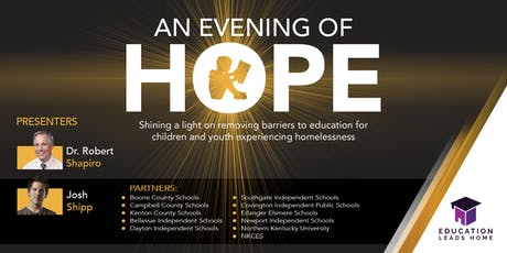 An Evening of HOPE tickets
