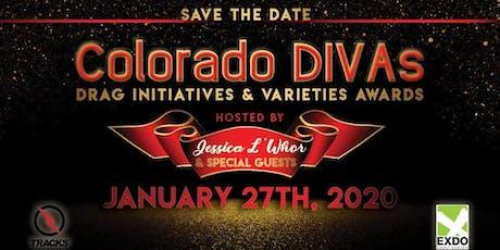 Colorado - DIVAs 2020 tickets