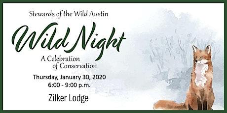 Wild Night 2020 tickets