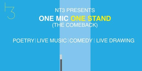 One Mic One Stand tickets