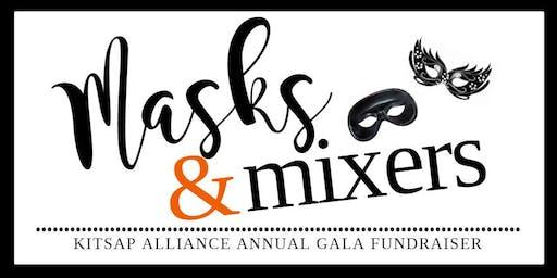 Masks & Mixers - KAFC Annual Gala