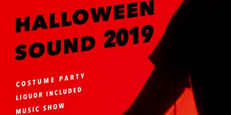 Halloween Sound 2019 tickets