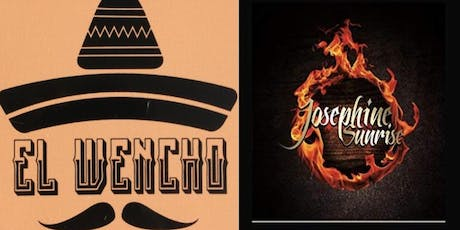 An Evening with El Wencho and Josephine Sunrise tickets