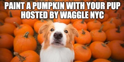 event image Paint a Pumpkin with Your Pup