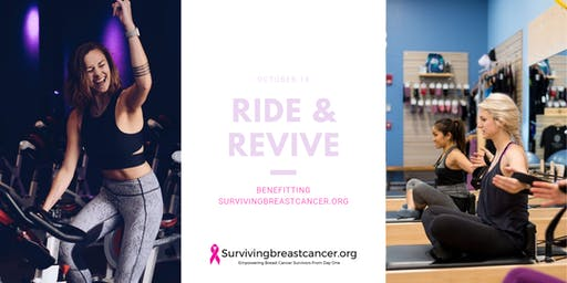Ride & Revive with Club Pilates and CycleBar Assembly Row