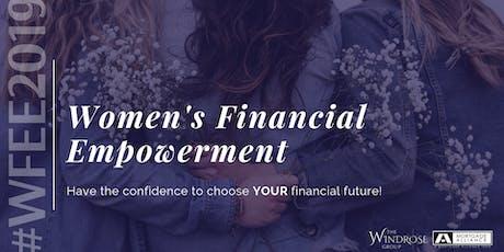 Financial Empowerment for Women tickets