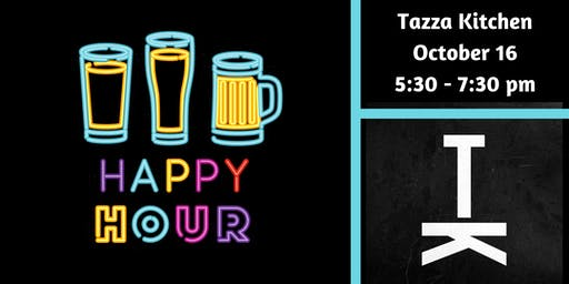 Happy Hour at Tazza Kitchen