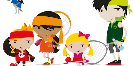 Mini Tennis Lessons for 5-11 year olds tickets