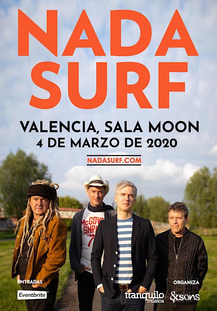 Imagen de NADA SURF en Valencia