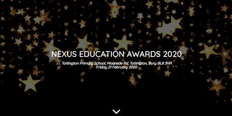 Nexus Education Awards 2020 tickets
