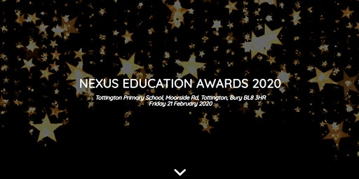 Nexus Education Awards 2020
