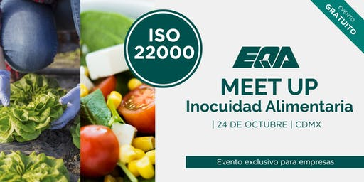 Meet Up | ISO 22000