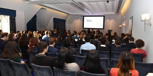 GPRIS at IISS: Student Engagement Forum