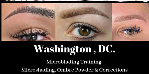 Effortless 10 Microblading Group Training - Washington DC. October 25th & 26th