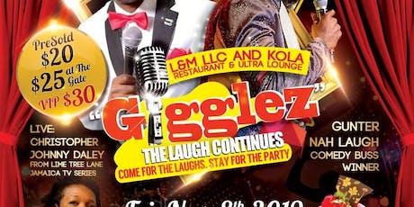 Laugh More, Live More Campaign tickets