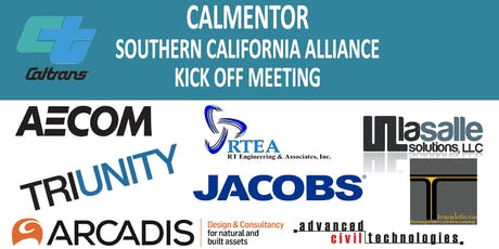 Calmentor Southern California Alliance Kickoff tickets