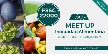 Meet Up | FSSC 22000 boletos