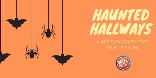 D&B Springfield Haunted Hallway-Halloween Event