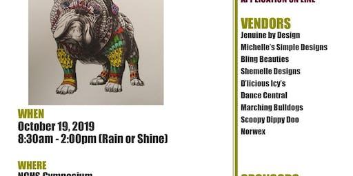 Bizarre Bulldog Bazaar