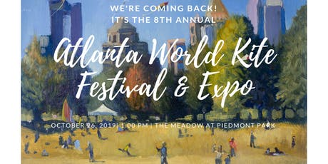 8th Annual Atlanta World Kite Festival and Expo tickets