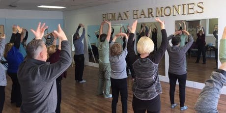 """""""Qigong & Spinal Health"""" tickets"""