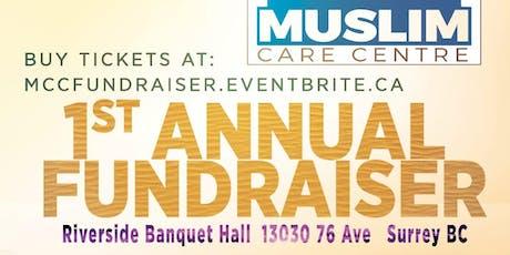 Muslim Care Centre - 1st Annual Fundraiser tickets